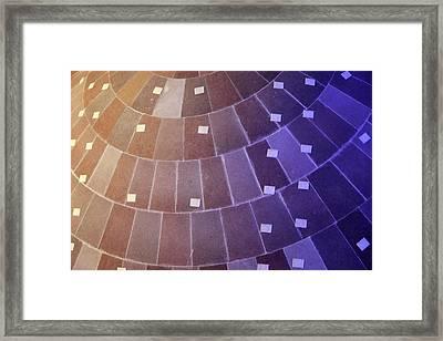 Cassini-huygens Heat Shield Framed Print by Detlev Van Ravenswaay
