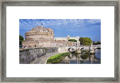 Castel Sant Angelo Framed Print