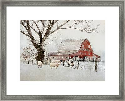 Casterbridge Framed Print by Ron Jones