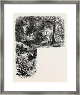 Castle Chenonceaux Framed Print