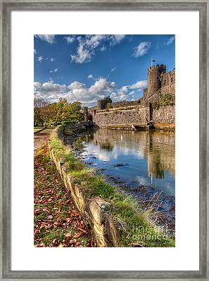 Castle Conwy Framed Print