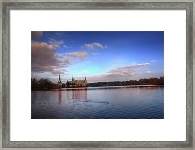 Frederiksborg Castle Hillerod Framed Print