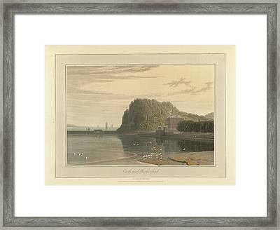 Castle-head In Westmoreland Framed Print by British Library