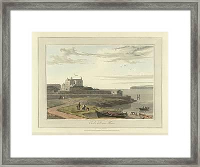 Castle Hill Near Thurso Framed Print by British Library
