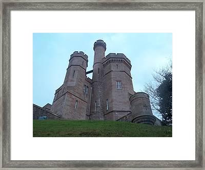 Castle In Inverness I Framed Print