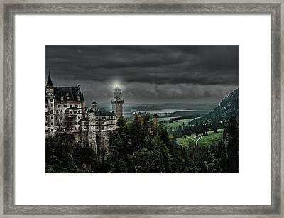 Castle Neuschwanstein II Framed Print