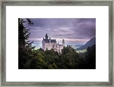 Castle Neuschwanstein Framed Print
