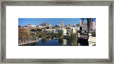 Castle Of Good Hope With A View Framed Print by Panoramic Images