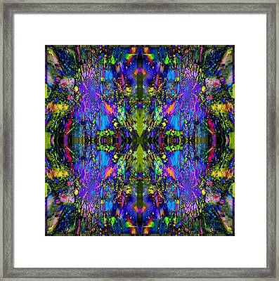 Framed Print featuring the photograph Cataclysmic Symphony by Robert Kernodle