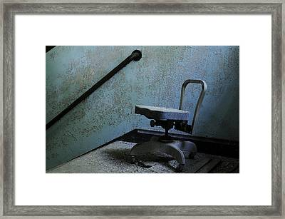 Catatonic Framed Print by Luke Moore