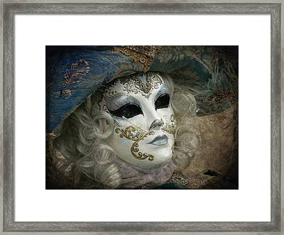 Framed Print featuring the photograph Catfairy by Barbara Orenya