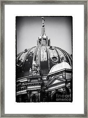 Cathedral Angels Framed Print by John Rizzuto