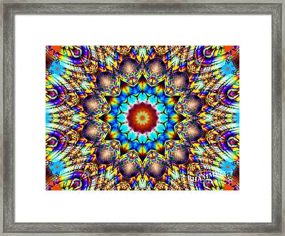 Cathedral Framed Print by Bobby Hammerstone