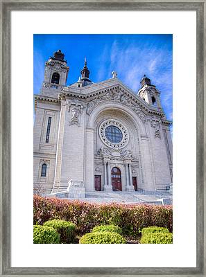 Cathedral Of Saint Paul II Framed Print