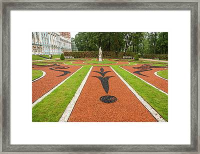 Catherine Palace Framed Print by Tom Norring