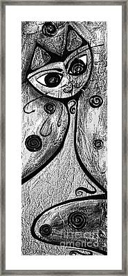 Cats 584 Framed Print by Marek Lutek