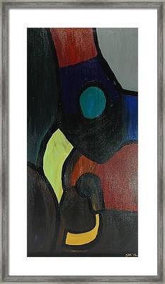 Cattelonia Framed Print