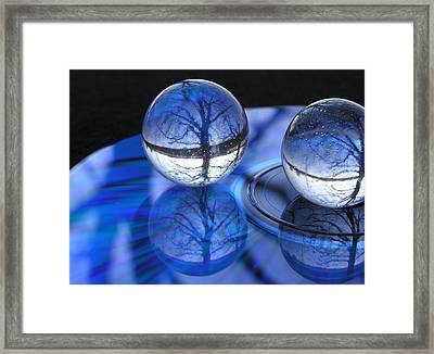 Caught In Time Framed Print by Shannon Story