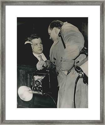 Caused Doctor To Be Sent To Siberia For 25 Years. Non Framed Print by Retro Images Archive
