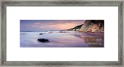 Causeway Coast Framed Print