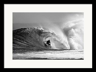 Water Sports Framed Prints
