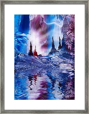 Cavern Of Castles Framed Print by Simon Bratt Photography LRPS