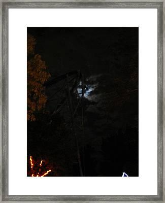 Cedar Point - 12127 Framed Print by DC Photographer