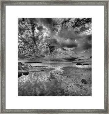 Cedar Tide Framed Print
