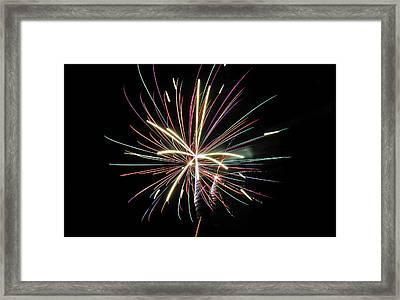 Celebration Framed Print by Gene McKinley