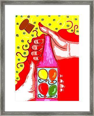 Celebration Framed Print by Patrick J Murphy