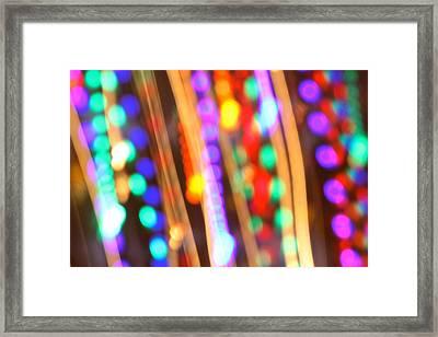 Celebration Framed Print by Penny Meyers