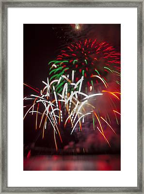 Celebration Through The Lens Baby Framed Print by Scott Campbell