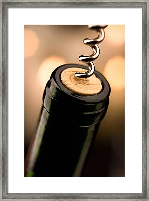 Celebration Time Framed Print by Johan Swanepoel