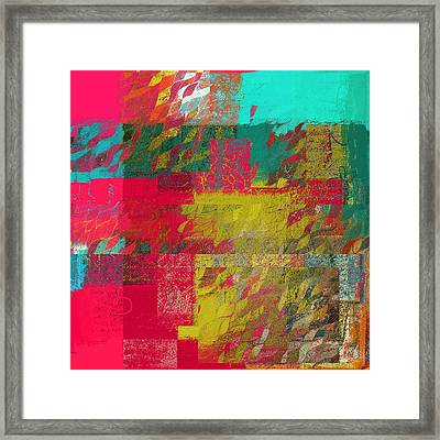 Celebrations - 100100152-01 Framed Print by Variance Collections