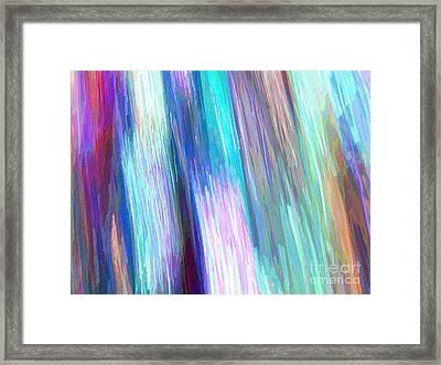 Celeritas 10 Framed Print
