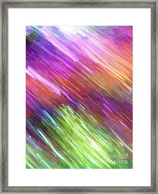 Celeritas 17 Framed Print