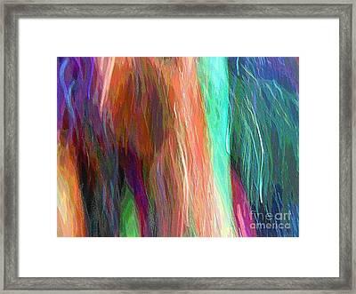 Celeritas 20 Framed Print