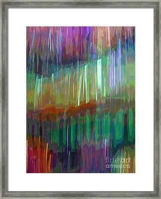 Celeritas 23 Framed Print