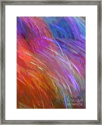 Celeritas 27 Framed Print