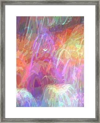 Celeritas 31 Framed Print