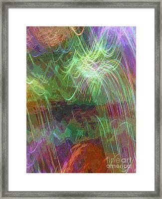 Celeritas 32 Framed Print
