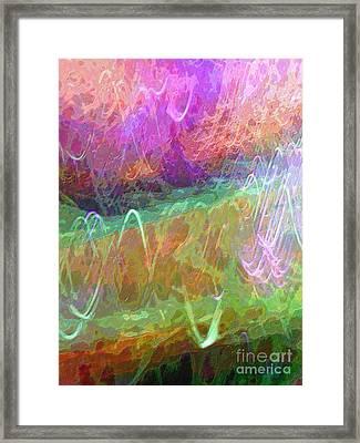 Celeritas 34 Framed Print