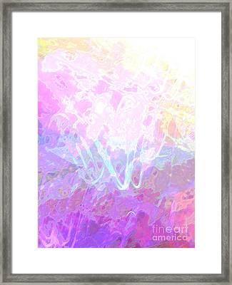 Celeritas 35 Framed Print