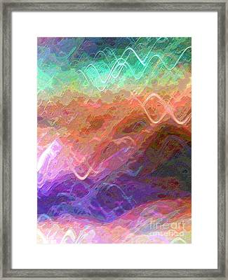 Celeritas 36 Framed Print