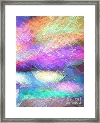 Celeritas 37 Framed Print