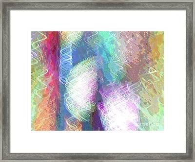 Celeritas 39 Framed Print