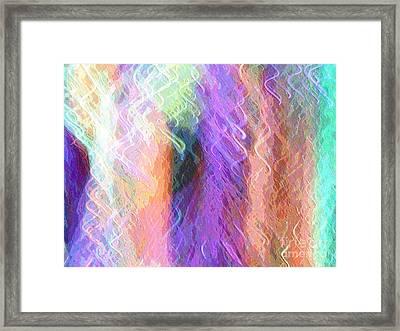 Celeritas 40 Framed Print