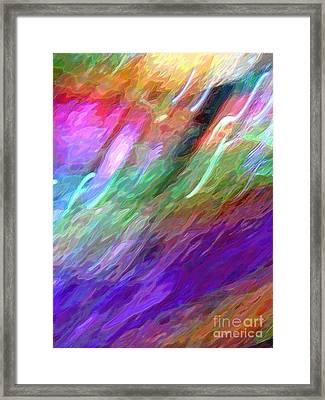 Celeritas 46 Framed Print