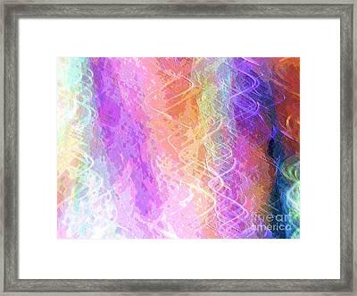 Celeritas 47 Framed Print