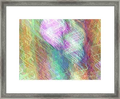 Celeritas 49 Framed Print